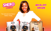 SHERO NEWS: RAYVEN CHOI IS HEADED TO CHICAGO MEMORIAL DAY WEEKEND
